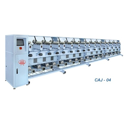 CAJ  04 Hard Winding Machine