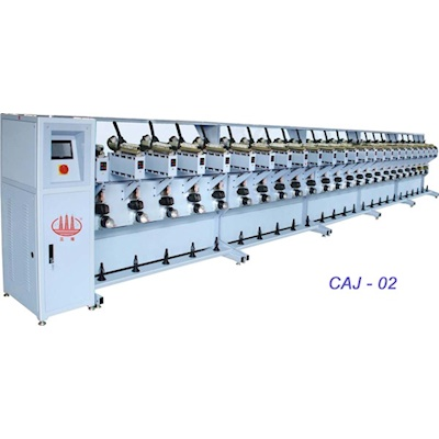 CAJ  02  Hard Winding Machine 1