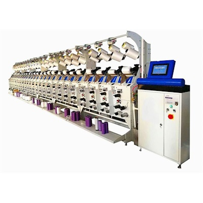 TH-18 Spandex Air Covering Machine